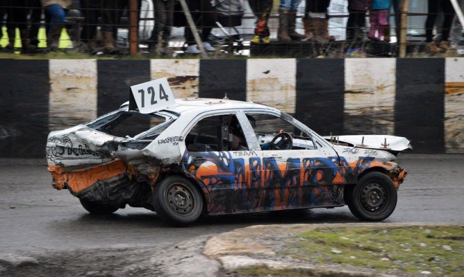 Team Gumby Banger Racing
